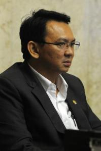 Basuki T Purnama, Wakil Gubernur DKI Jakarta