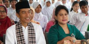 Bapak Jokowi & Ibu Jokowi