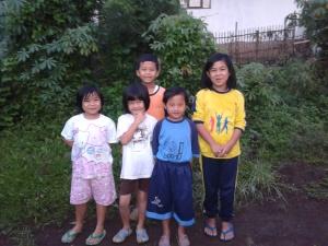 Saudara-saudari kecilku