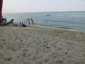 Pantai Pulau Benan
