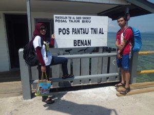 Pos pantau TNI AL