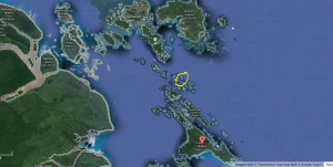 Pulau Benan, Lingga