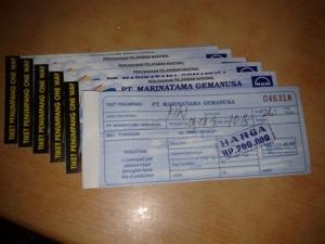 Tiket Ferry Tg Punggur - Dabo
