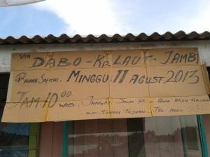 Ikaln Dabo - Jambi