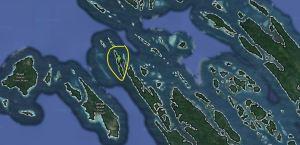 Pulau Blandoh Besar