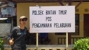 Pos Polisi Pelabuhan Kijang