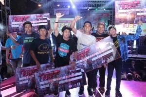 Para juara BMX kategori Flat Land IIUSF 2014